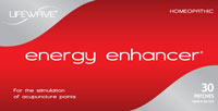 Energy Enhancer patches are non transdermal patches designed to increase stamina and energy in the body without using drugs, or ingesting any substance.