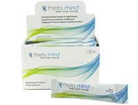 Theta Mind is designed to promote superior cognitive function and support focus, attention, and memory.